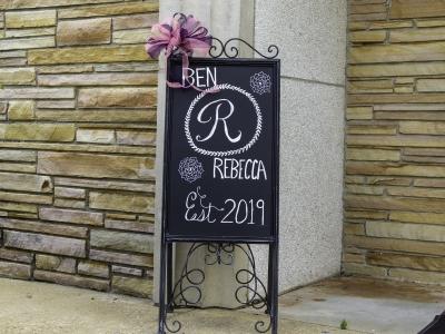 Rebecca Strong – Ben Rosen Wedding June 28, 2019
